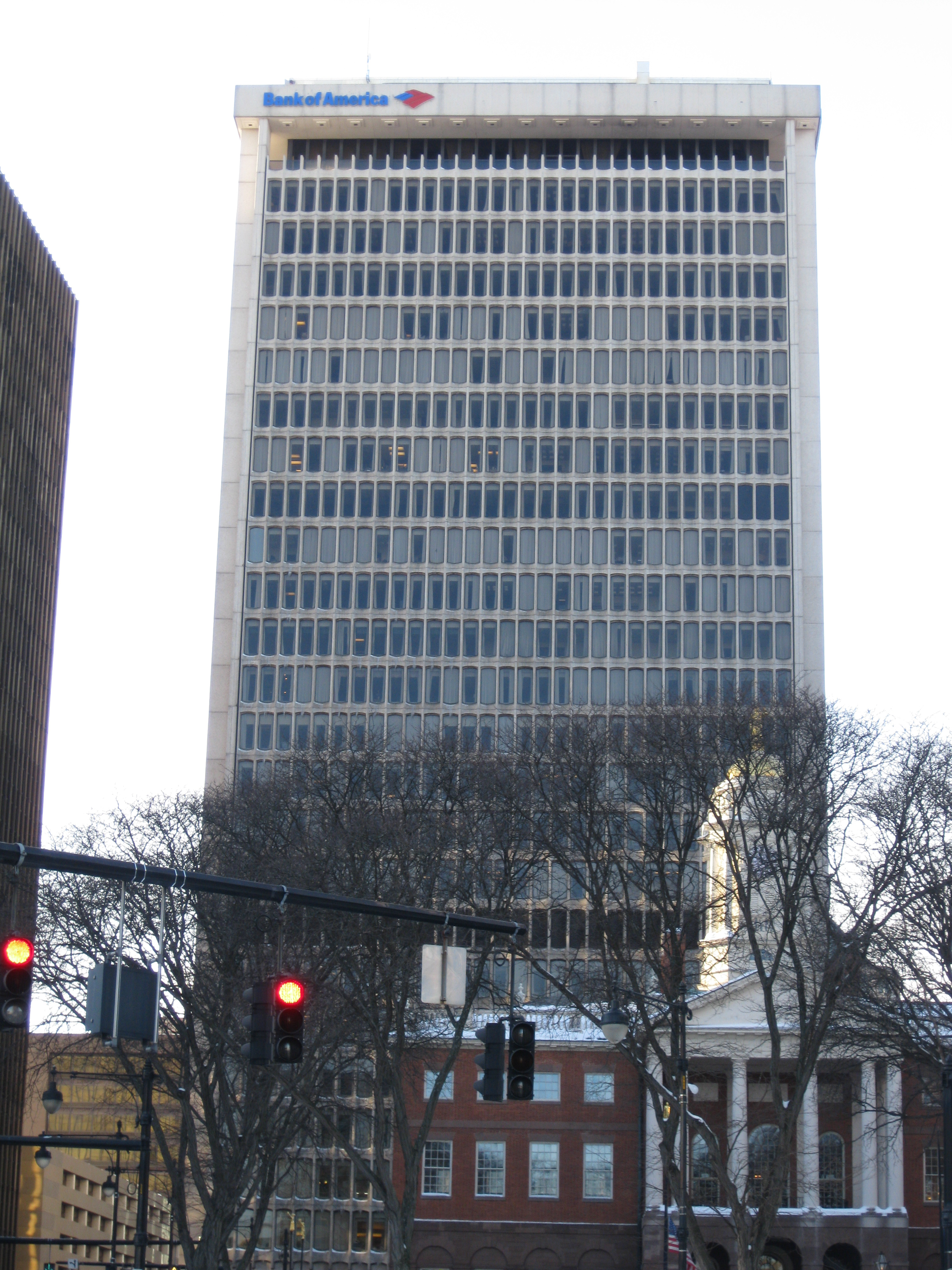 Downtown Skyscraper To Be Mothballed Dennis House