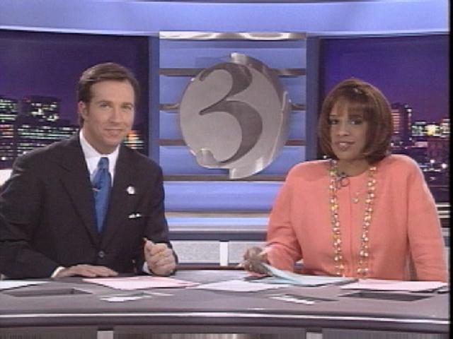 Gayle King at WFSB: The Hartford Years