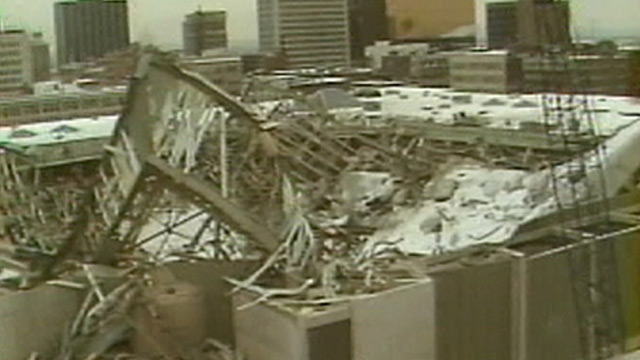The Hartford Civic Center Collapse Of 1978