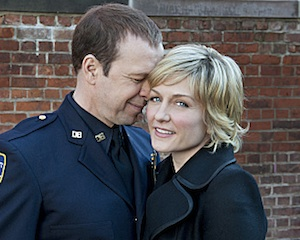 Behind the scenes of blue bloods for What happened to danny s wife on blue bloods