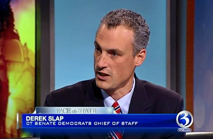 Derek Slap for State Senate!
