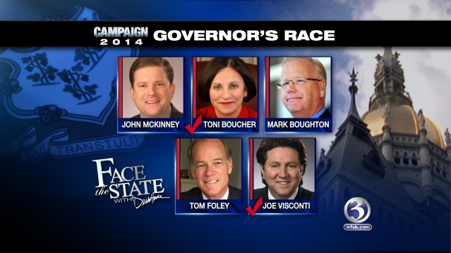 GOVERNORS RACE