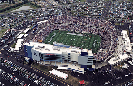 Face the State Flashback: Rentschler Field Grand Opening