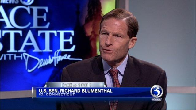 FACE THE STATE BLUMENTHAL