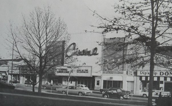 norwood cinema