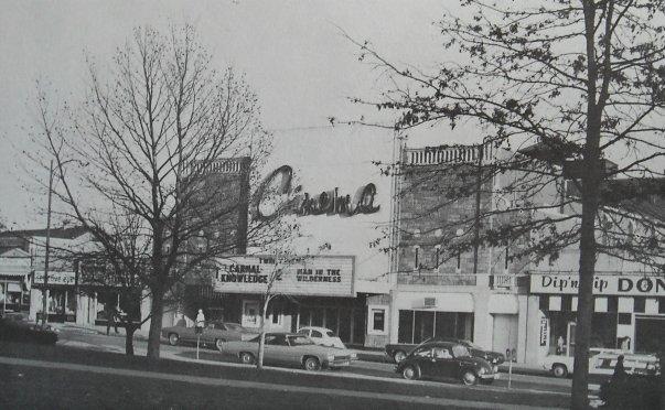 norwood cinema