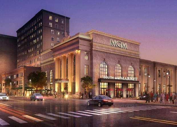 Mgm casino receivership snoqualmie casino ballroom