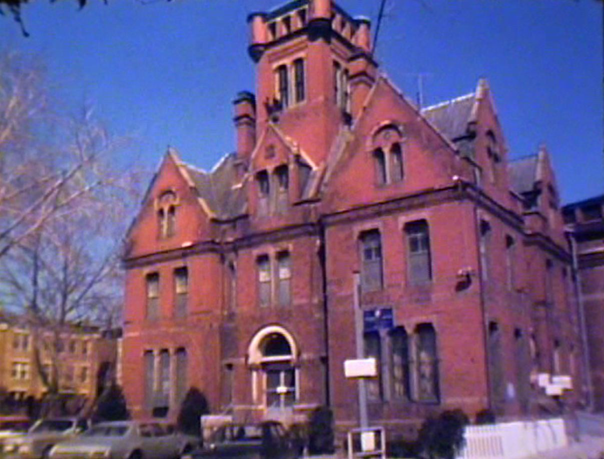 The Hartford County Jail